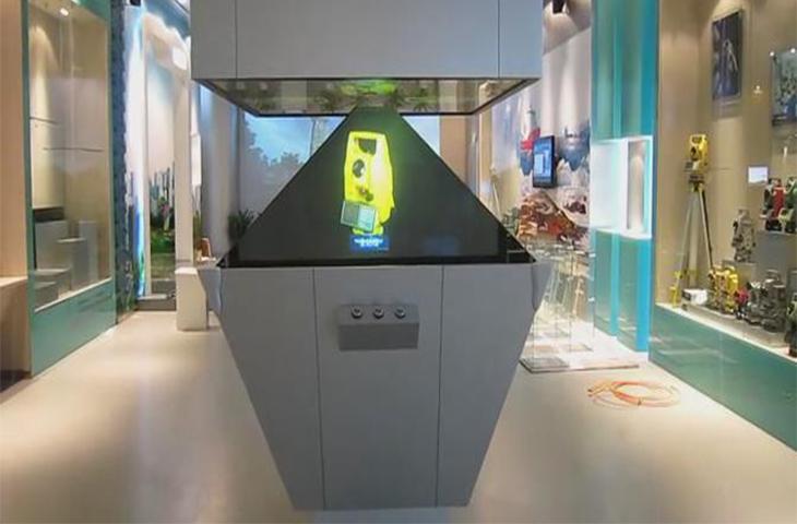 title='广西科技展厅360°全息投影展示系统'