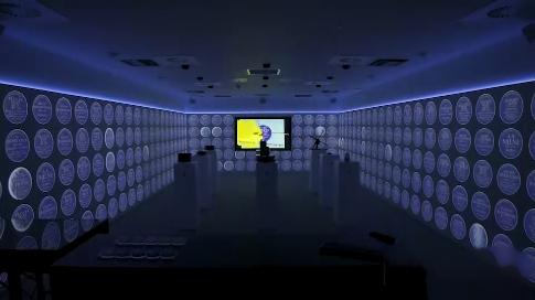 湖南多媒体展厅沉浸式全息投影